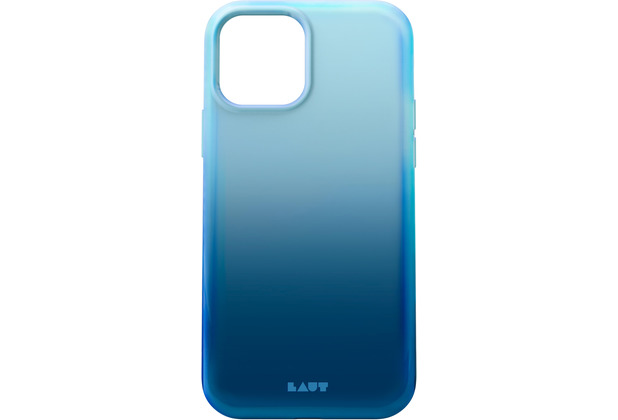 LAUT Huex Fade for iPhone 12 electric blue