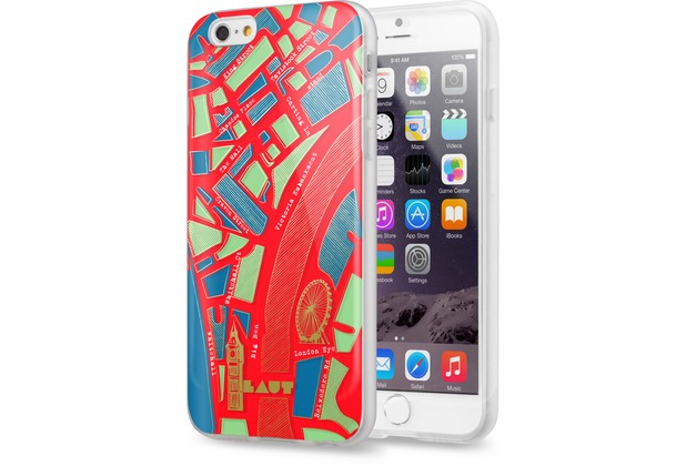 LAUT NOMAD London stylish Case for Apple iPhone 6 Plus