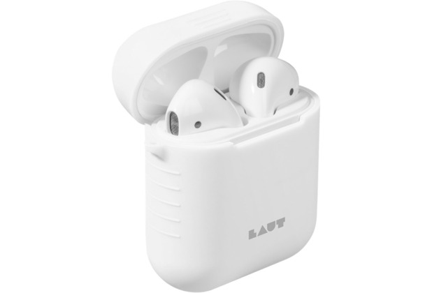 LAUT POD white - für Apple AirPods