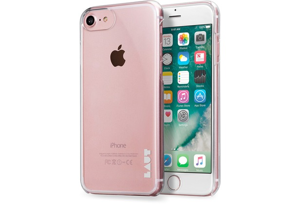 LAUT SLIM UltraClear - ultra thin Case - für Apple iPhone 7 / iPhone 8