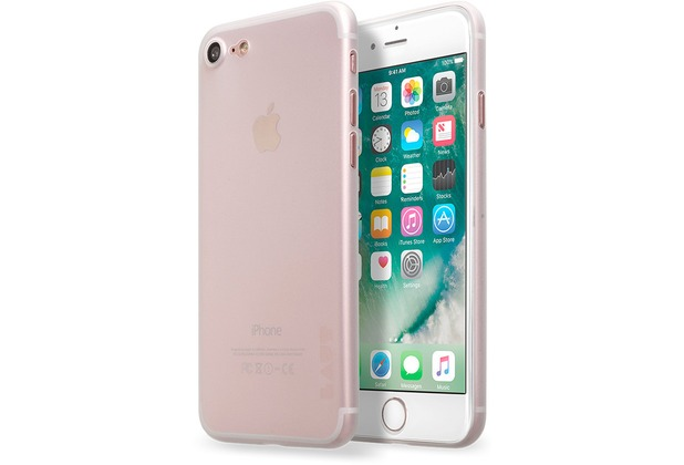 LAUT SLIMSKIN Clear - ultra slim Case - für Apple iPhone 7
