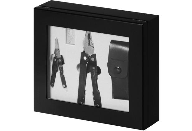 Leatherman Super Tool 300 schwarz mit Lederholster