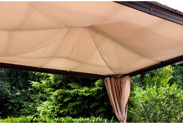 Leco Sonnenschutzsegel für Profi-Pavillon natur