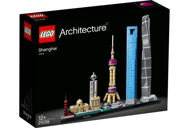 LEGO® Architecture 21039 Shanghai