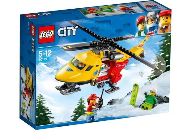 LEGO® City 60179 Rettungshubschrauber