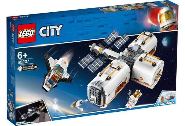 LEGO® City 60227 Mond Raumstation