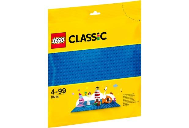 LEGO® Classic 10714 Blaue Bauplatte