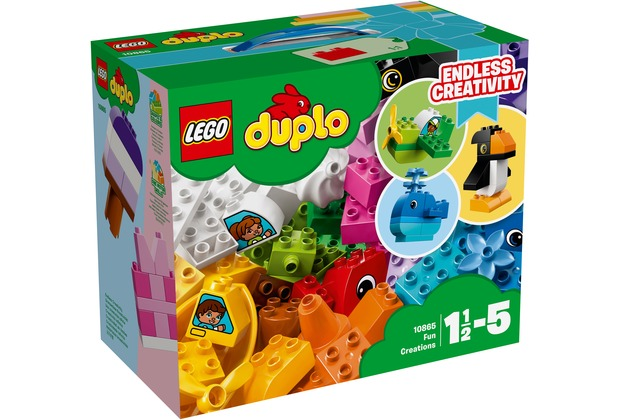 LEGO® DUPLO® 10865 Witzige Modelle