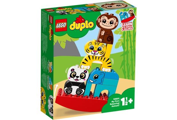 LEGO® DUPLO® Creative Play 10884 Meine erste Wippe mit Tieren