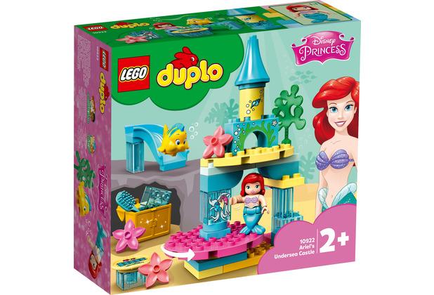 LEGO® DUPLO® Disney Princess 10922 Arielles Unterwasserschloss