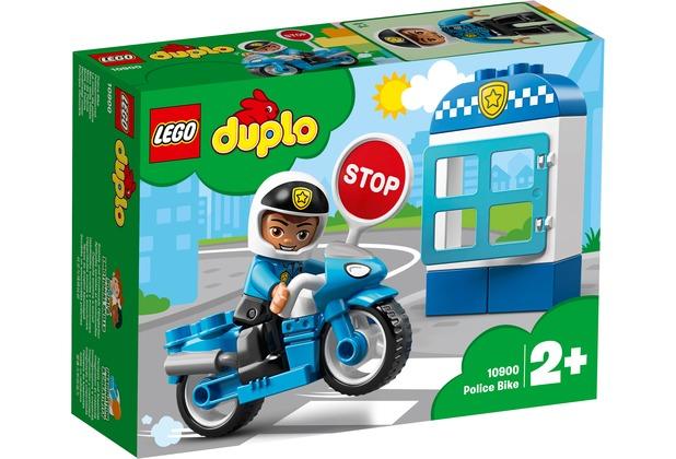 LEGO® DUPLO® Town 10900 Polizeimotorrad