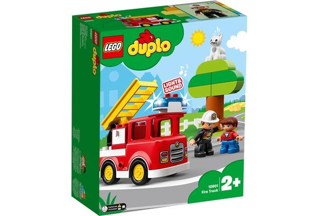 LEGO® DUPLO® Town 10901 Feuerwehrauto
