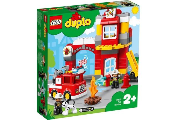 LEGO® DUPLO® Town 10903 Feuerwehrwache