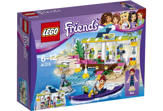 LEGO® Friends 41315 Heartlake Surfladen
