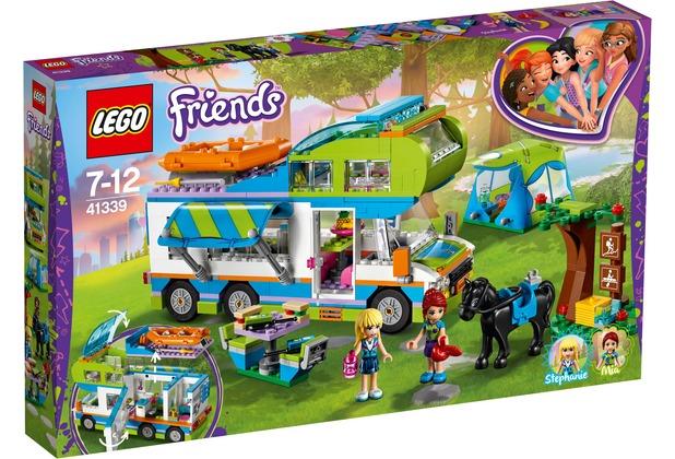 LEGO® Friends 41339 Mias Wohnmobil