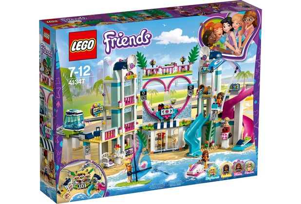 LEGO® Friends 41347 Heartlake City Resort