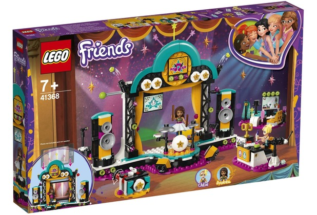 LEGO® Friends 41368 Andreas Talentshow