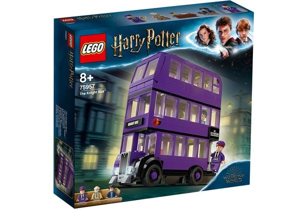 LEGO® Harry Potter™ 75957 Der Fahrende Ritter™