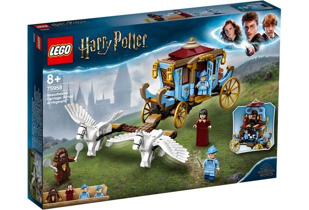 LEGO® Harry Potter™ 75958 Kutsche von Beauxbatons: Ankunft in Hogwarts™