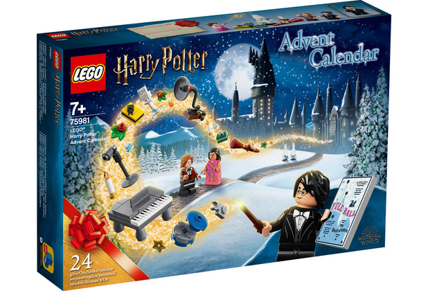 LEGO® Harry Potter™ 75981 Harry Potter™ Adventskalender