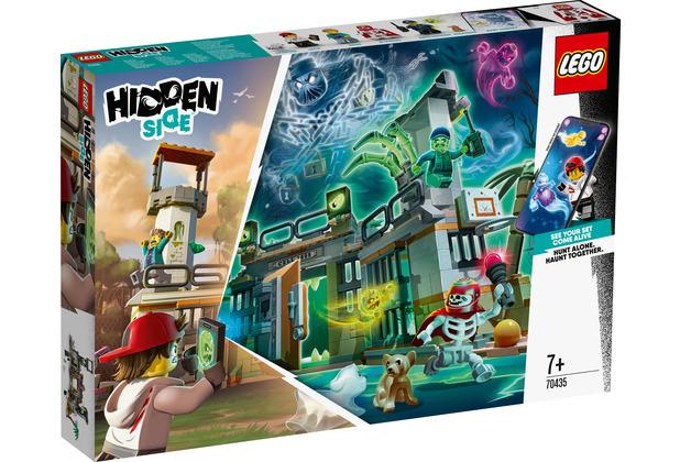 LEGO® Hidden Side™ 70435 Newbury\'s verlassenes Gefängnis
