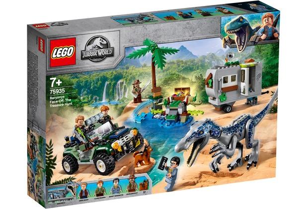 LEGO® Jurassic World™ 75935 Baryonyx\' Kräftemessen: die Schatzsuche
