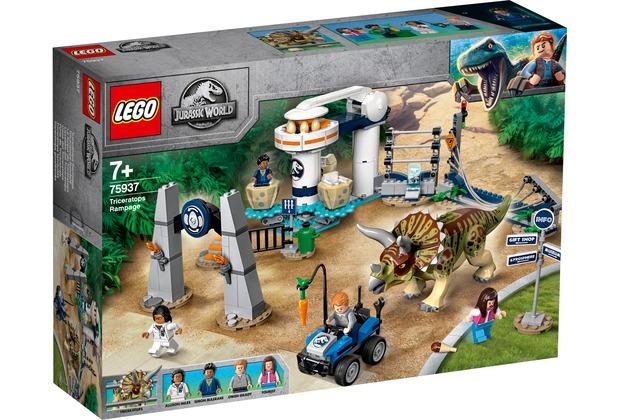 LEGO® Jurassic World™ 75937 Triceratops-Randale