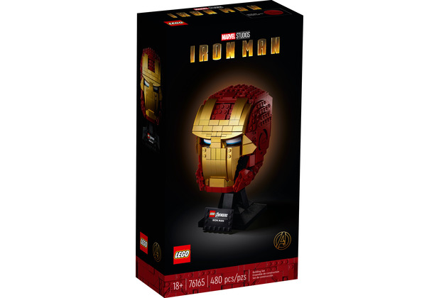 LEGO® Marvel Avengers Movie 4 76165 Iron Mans Helm