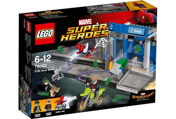 LEGO® Marvel Super Heroes 76082 Action am Geldautomaten