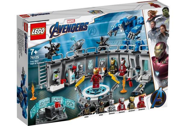 LEGO® Marvel Avengers Movie 4 76125 Iron Mans Werkstatt