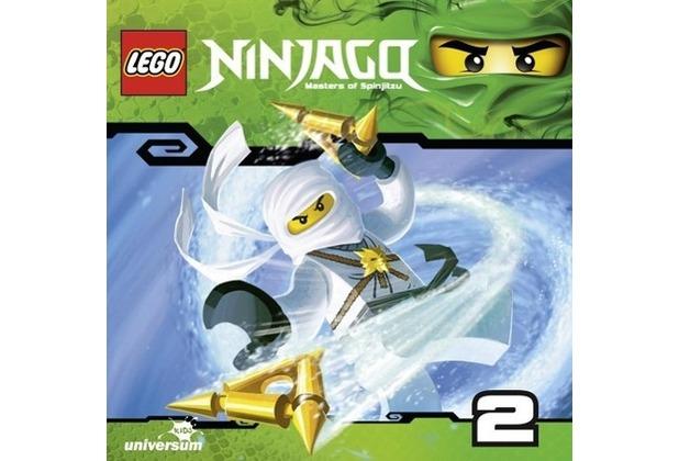 LEGO® Ninjago Teil 02 Hörspiel