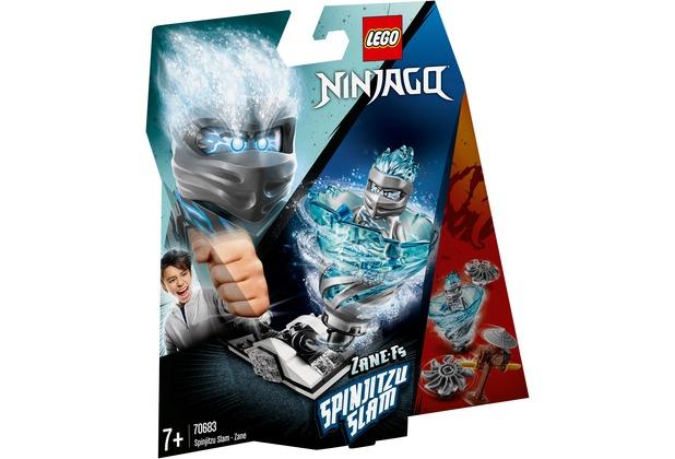 LEGO® NINJAGO® 70683 Spinjitzu Slam - Zane