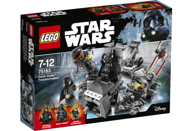LEGO® Star Wars™ 75183 Darth Vader™ Transformation