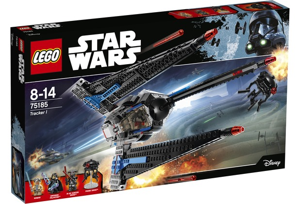 LEGO® Star Wars™ 75185 Tracker I