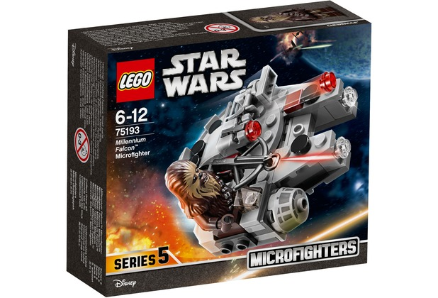 LEGO® Star Wars™ 75193 Millennium Falcon™ Microfighter