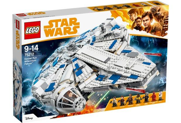 LEGO® Star Wars™ 75212 Kessel Run Millennium Falcon™