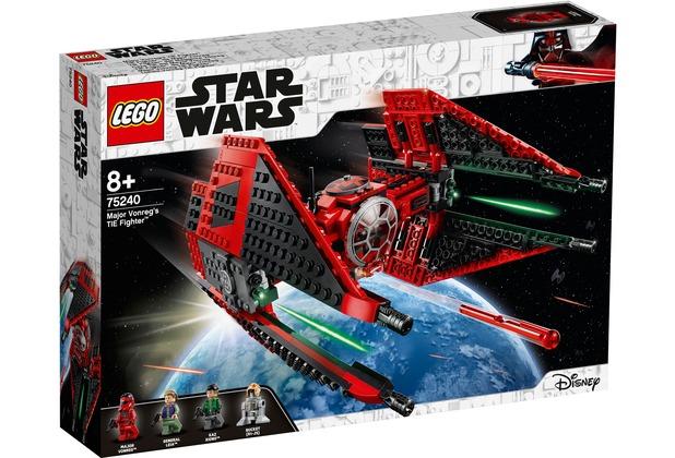 LEGO® Star Wars™ 75240 Major Vonreg\'s TIE Fighter™