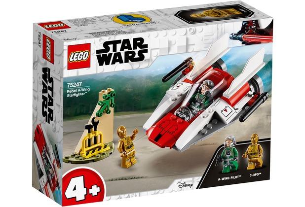 LEGO® Star Wars™ 75247 Rebel A-Wing Starfighter™