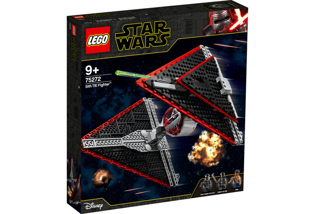 LEGO® Star Wars™ Episode IX 75272 Sith TIE Fighter™
