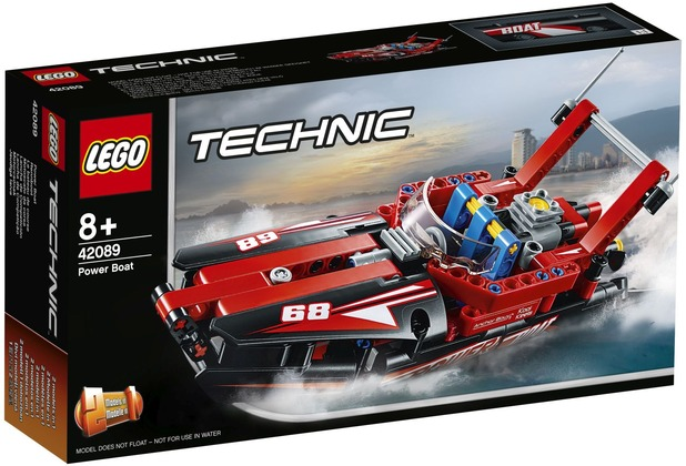 LEGO® Technic 42089 Rennboot