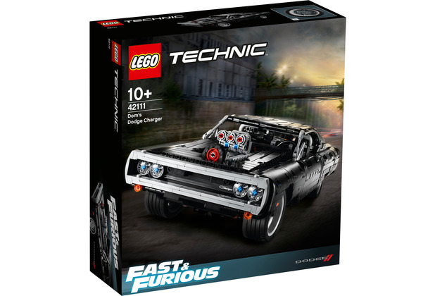 LEGO® Technic 42111 Dom\'s Dodge Charger