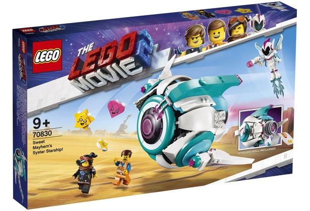 LEGO® The LEGO Movie™ 2 70830 Sweet Mischmaschs Systar Raumschiff