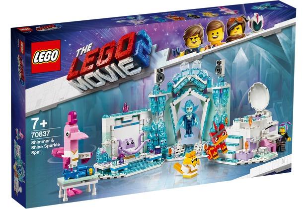 LEGO® The LEGO Movie™ 2 70837 Schimmerndes Glitzer-Spa!