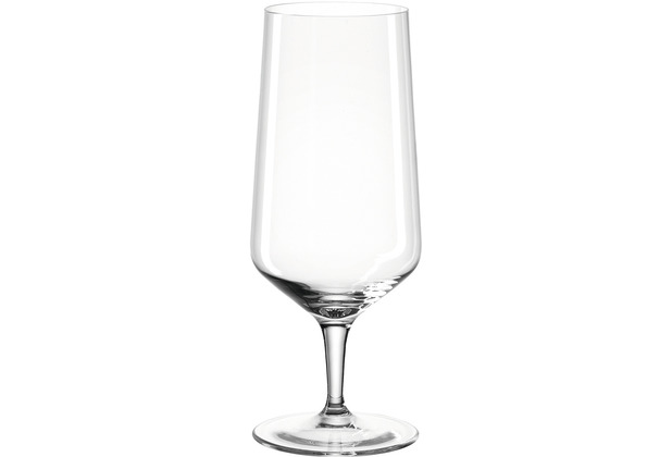 Leonardo Bierglas PUCCINI 6er-Set 410 ml