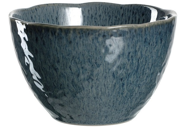 Leonardo Matera Keramikschale 6er-Set 15,3 cm blau