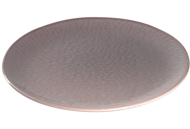 Leonardo Matera Keramikteller 6er-Set 22,5 cm rosé