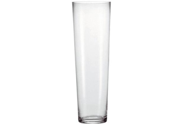 Leonardo konische Vase 50 cm klar