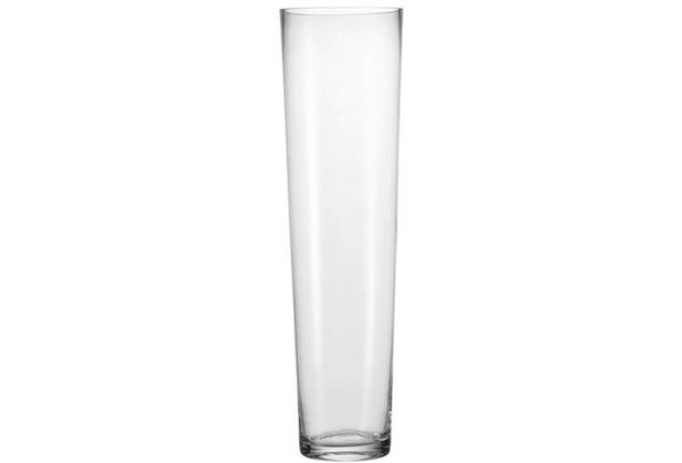 Leonardo konische Vase 70 cm klar