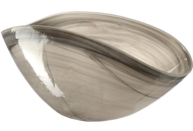 Leonardo Schale Alabastro 38 x 20 cm beige