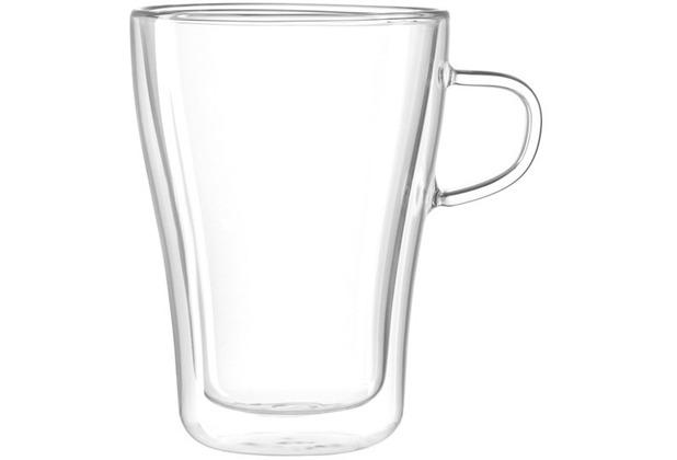 Leonardo doppelwandige Tasse groß  250 ml